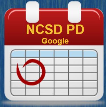 NCSD P.D. Calendar - Google