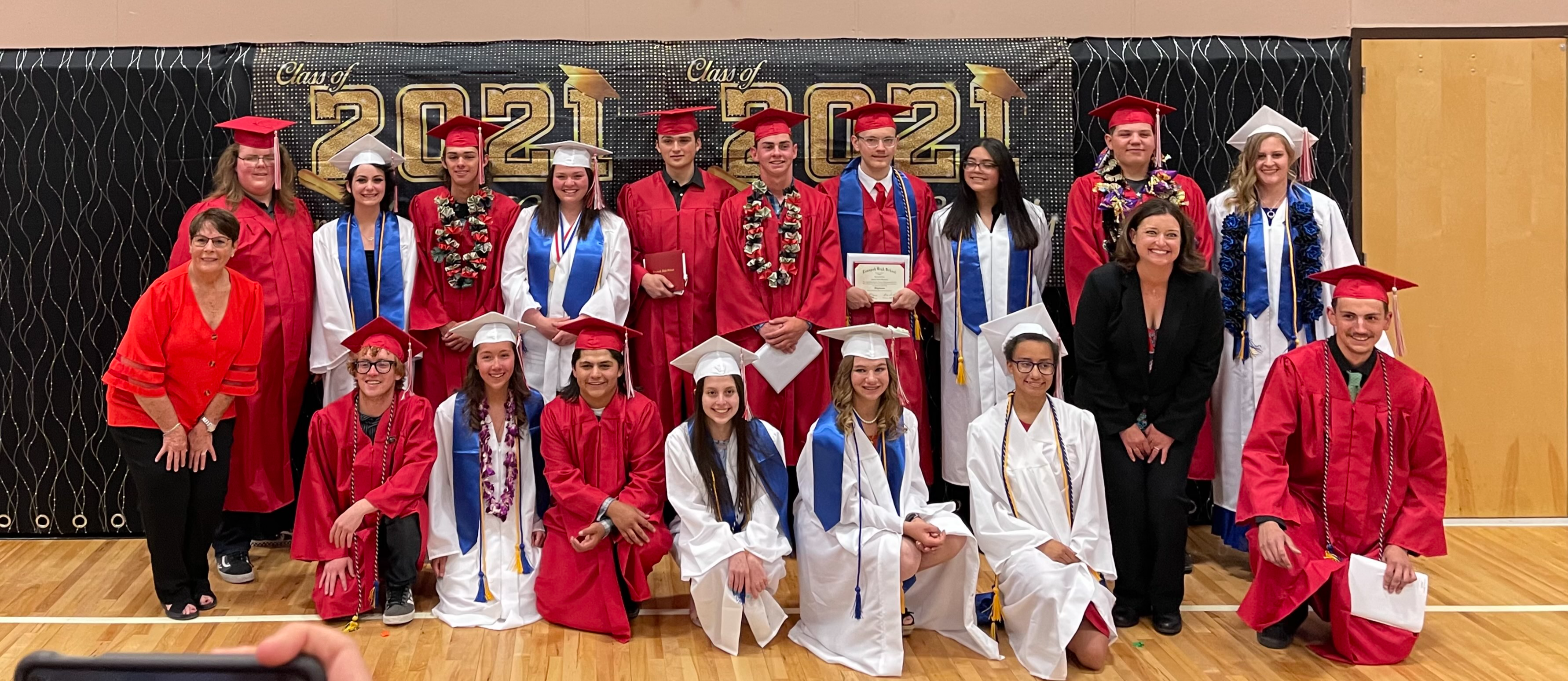 Tonopah High School Class of 2021