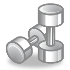 weights clipart