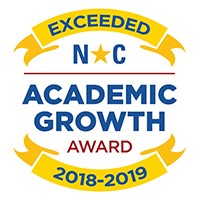academic growth 2018-2019