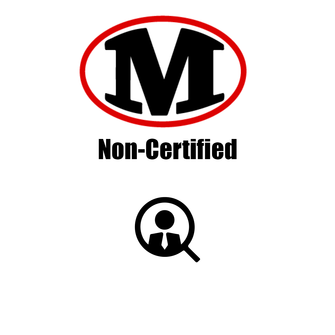 Non-certified