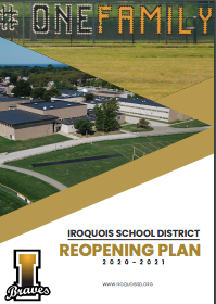 Reopening Plan Brochure Cover