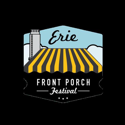 2020 ERIE FRONT PORCH FESTIVAL logo