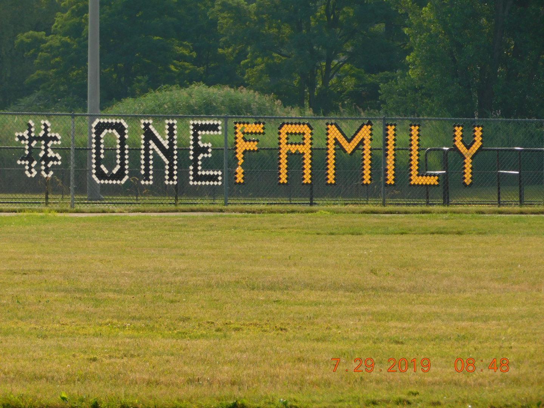 #onefamily2019