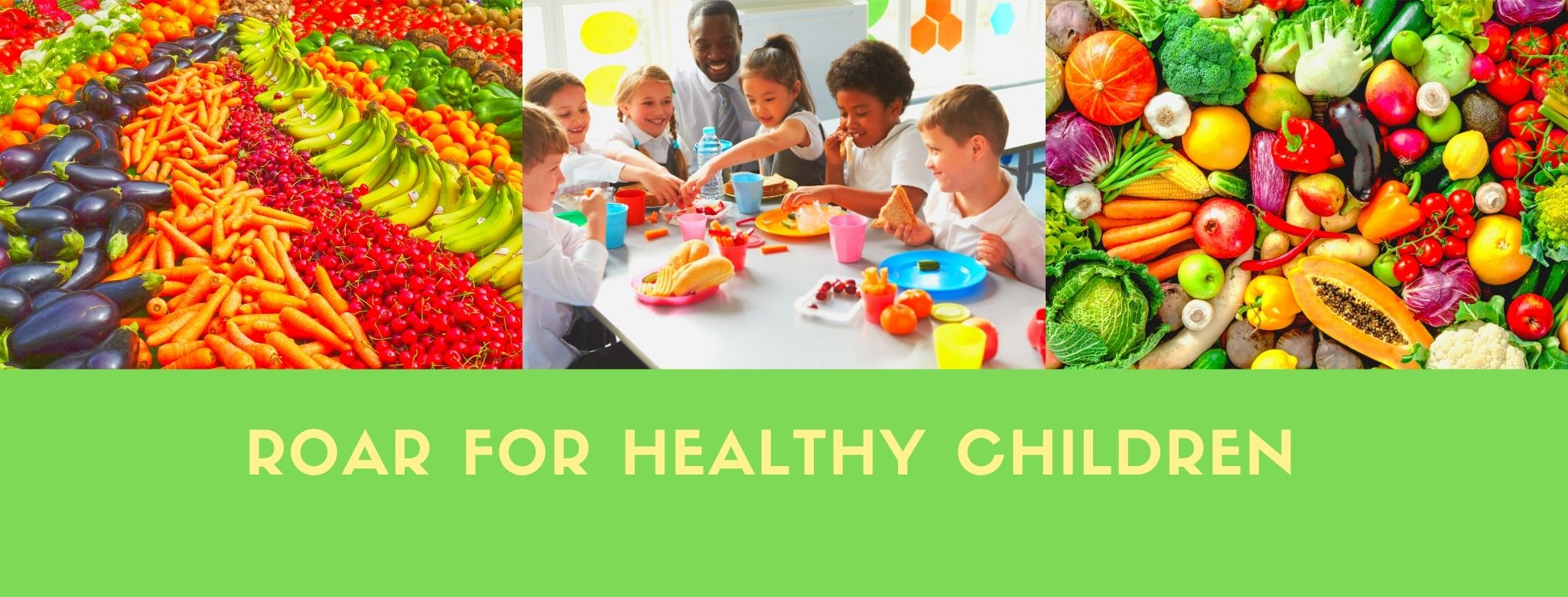 roar-for-healthy-children