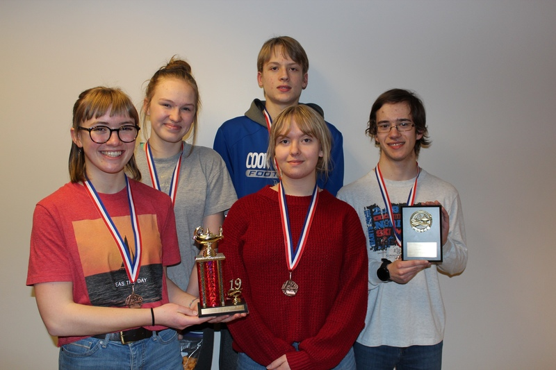 children with awards