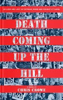 DEATH COMING UP THE HILL COVER