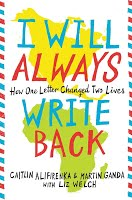 I WILL ALWAYS WRITE BACK COVER