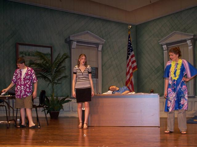 Photo of a play.