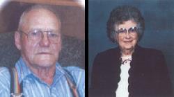 Clarence Johnson & Eunice Iwen