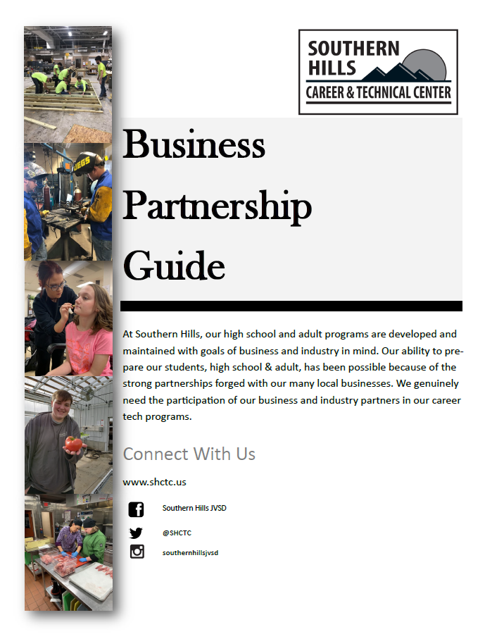 BUSINESS PARTNERSHIP GUIDE
