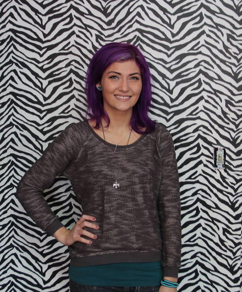 Amber Morgan