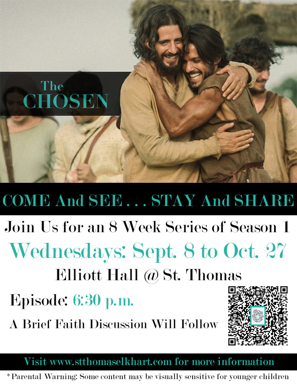 The Chosen Discussion Series