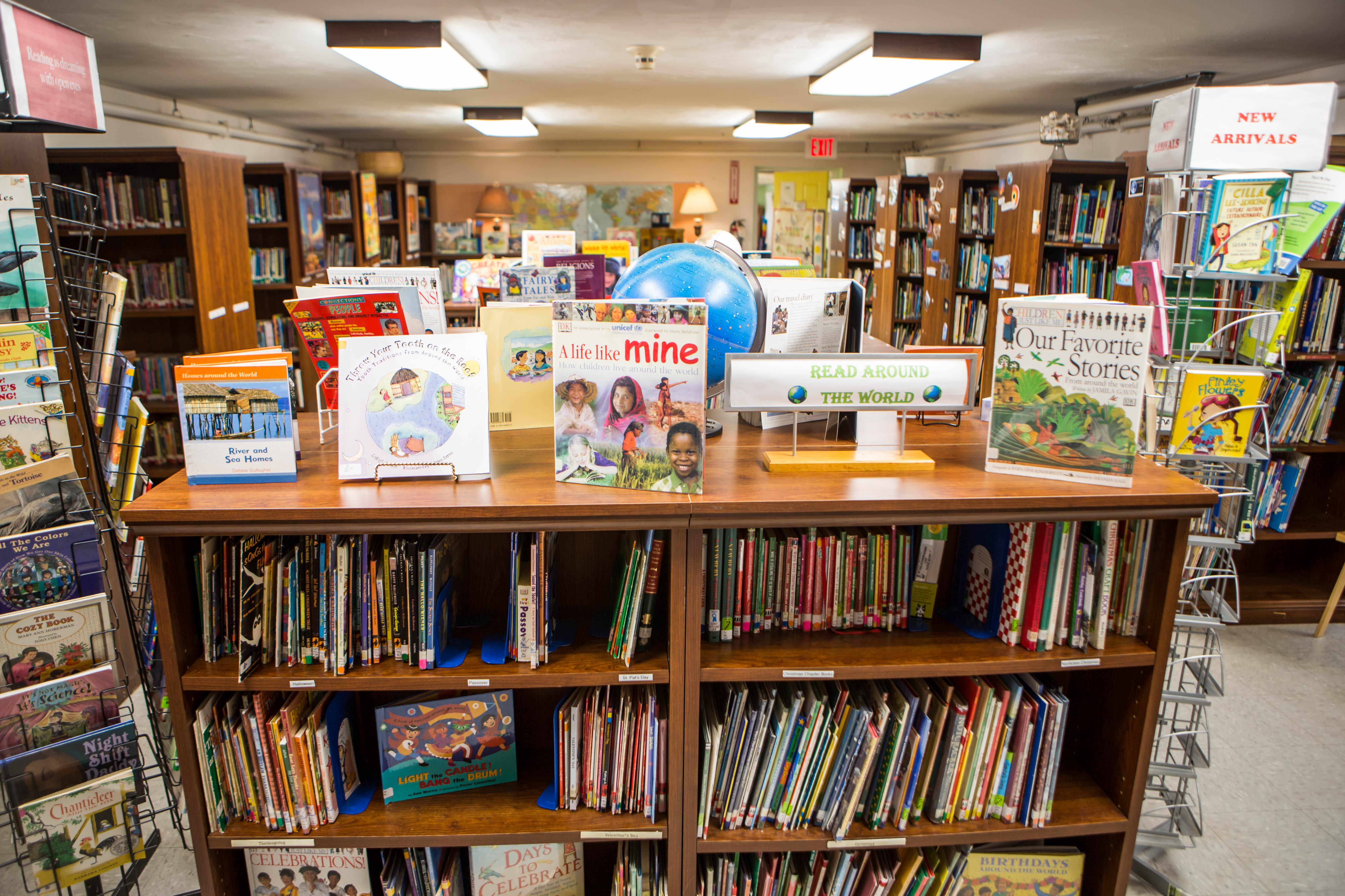 Bay Farm Library