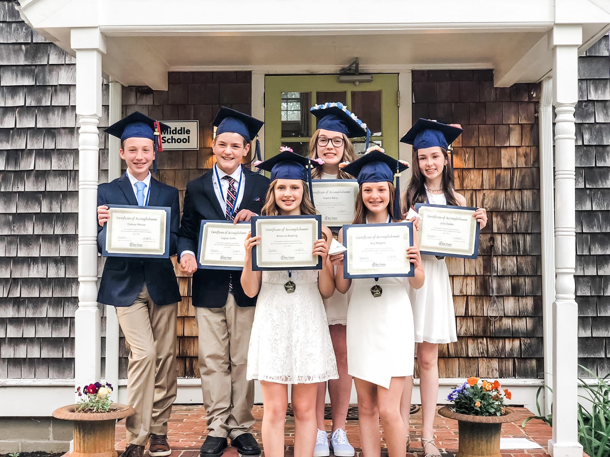 Bay Farm Graduation