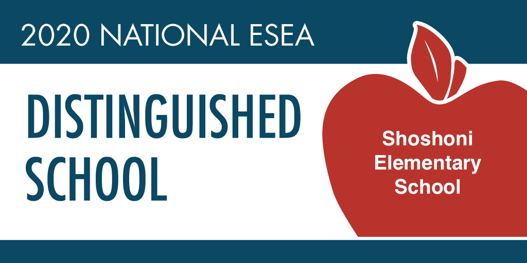 National ESEA Distinguished School-SES