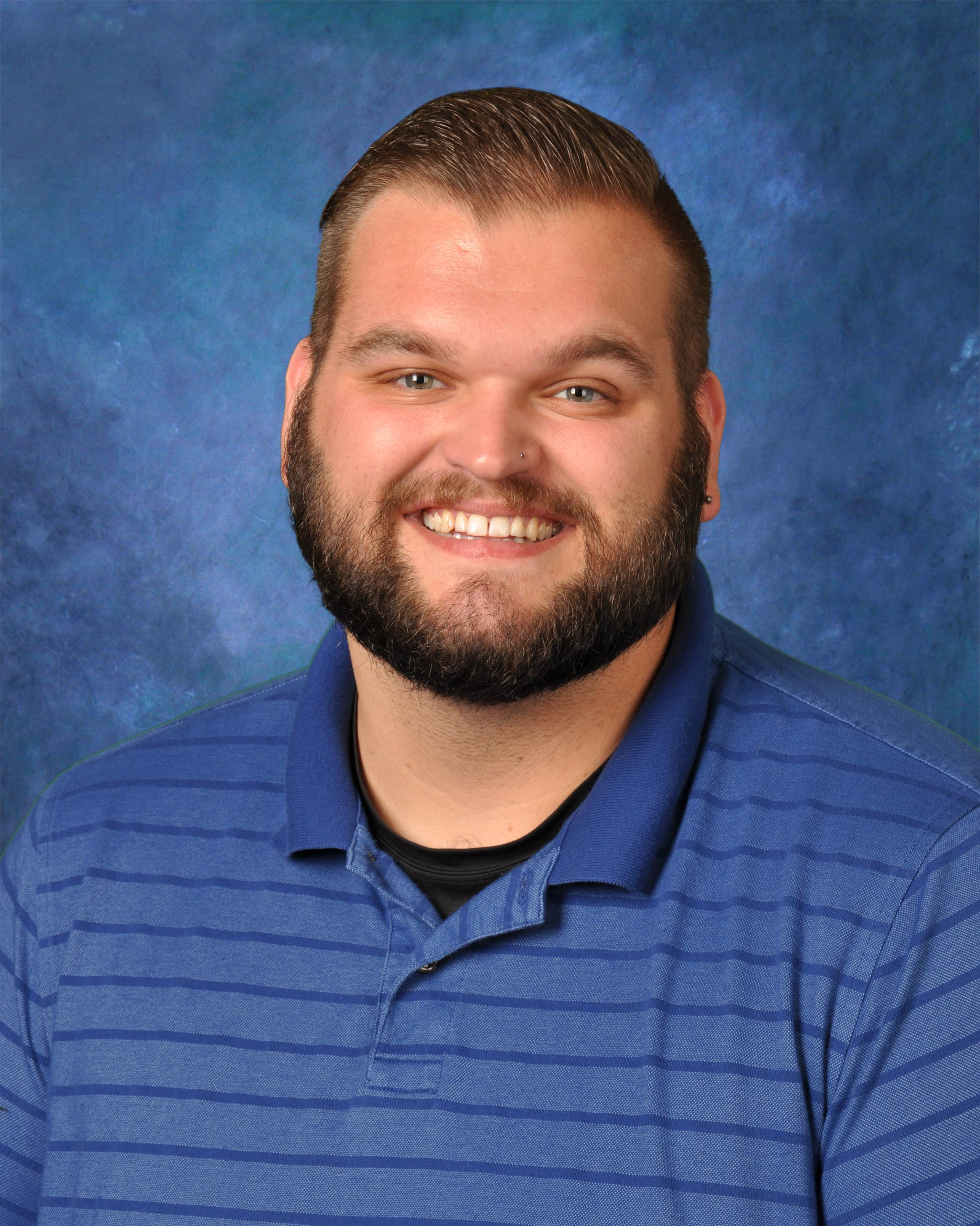 Corey Boyer, H.S. Counselor & Columbus State Advisor