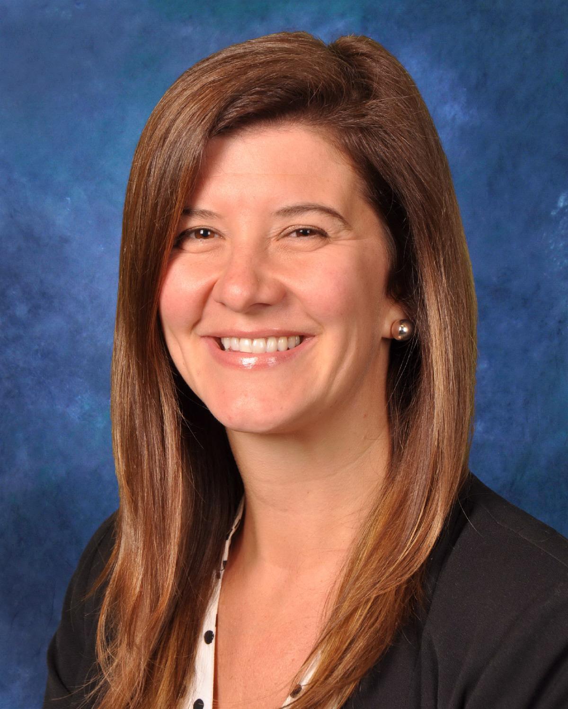 Liz Mechling, Senior Class Counselor
