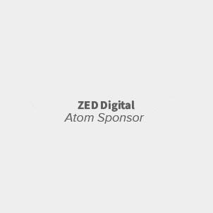 ZED Digital logo