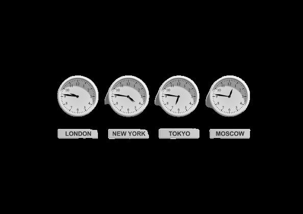 iPad - Time Zone