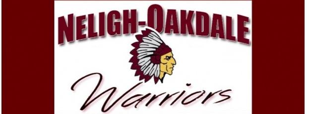 Neligh-Oakdale Warrior Logo