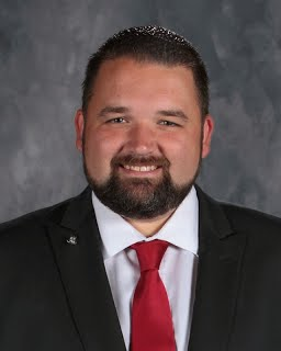 A photo of Ry Heavner, Superintendent.