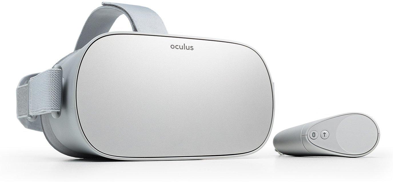 Oculus Go Virtual Reality Headset (64GB)