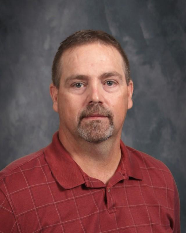 Page Jones, Alternative School Coordinator