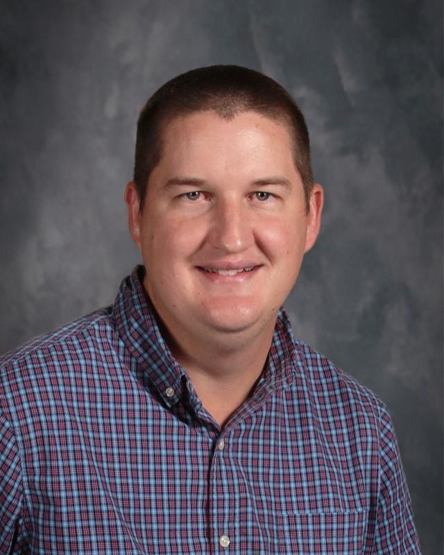Lance Gallamore, Middle School Principal