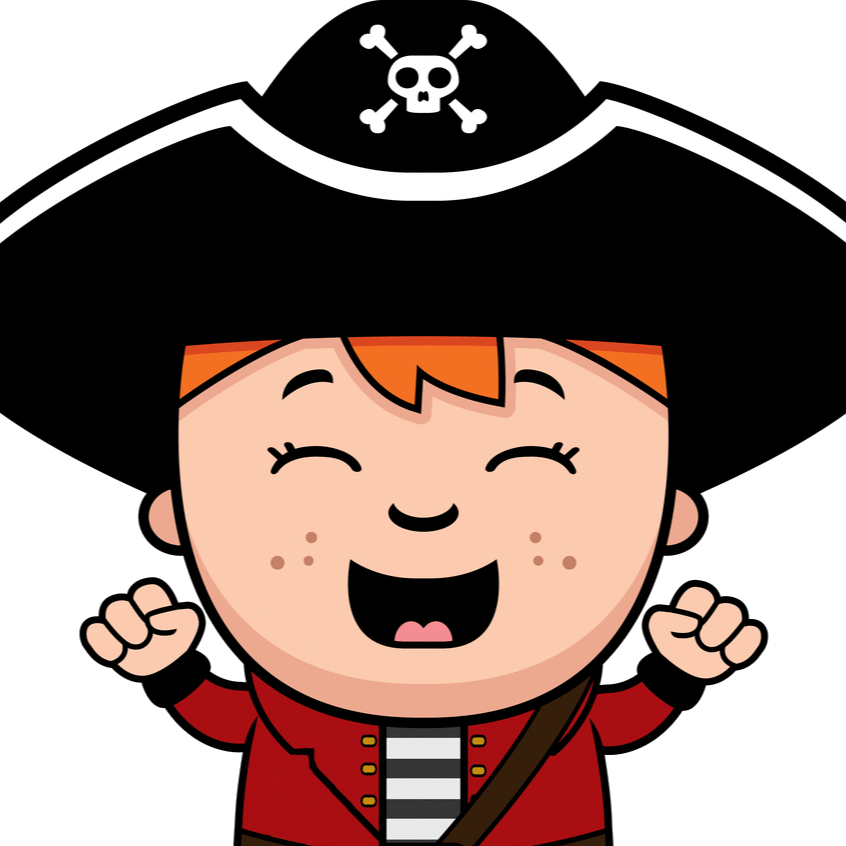 Elementary Pirate Placeholder