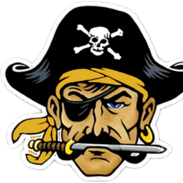 High School Pirate Placeholder