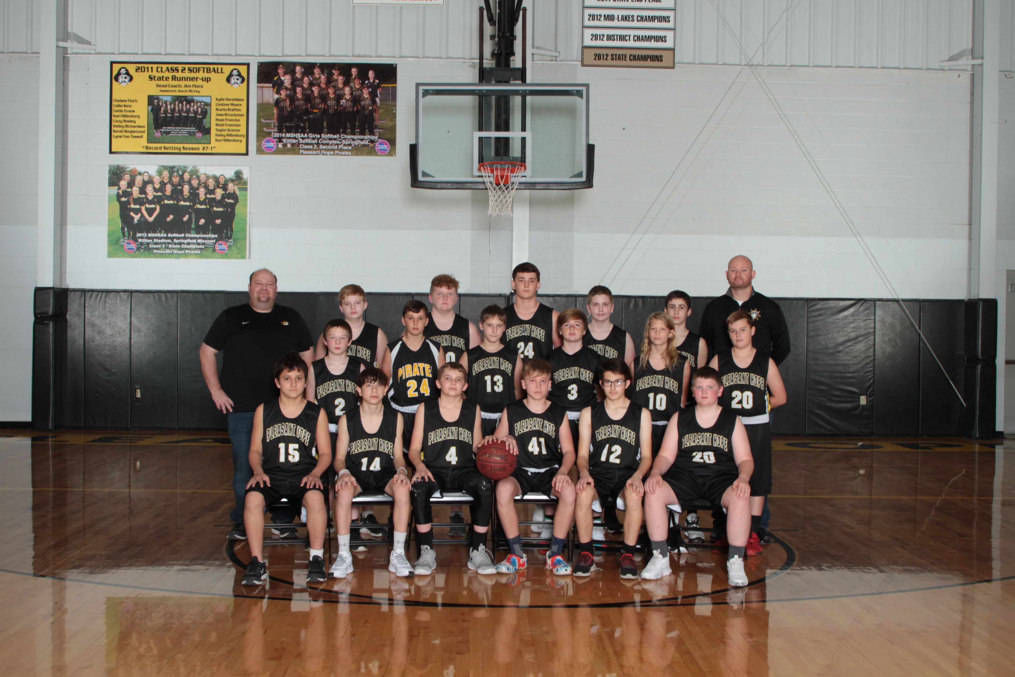 MS Boys Basketball Picture