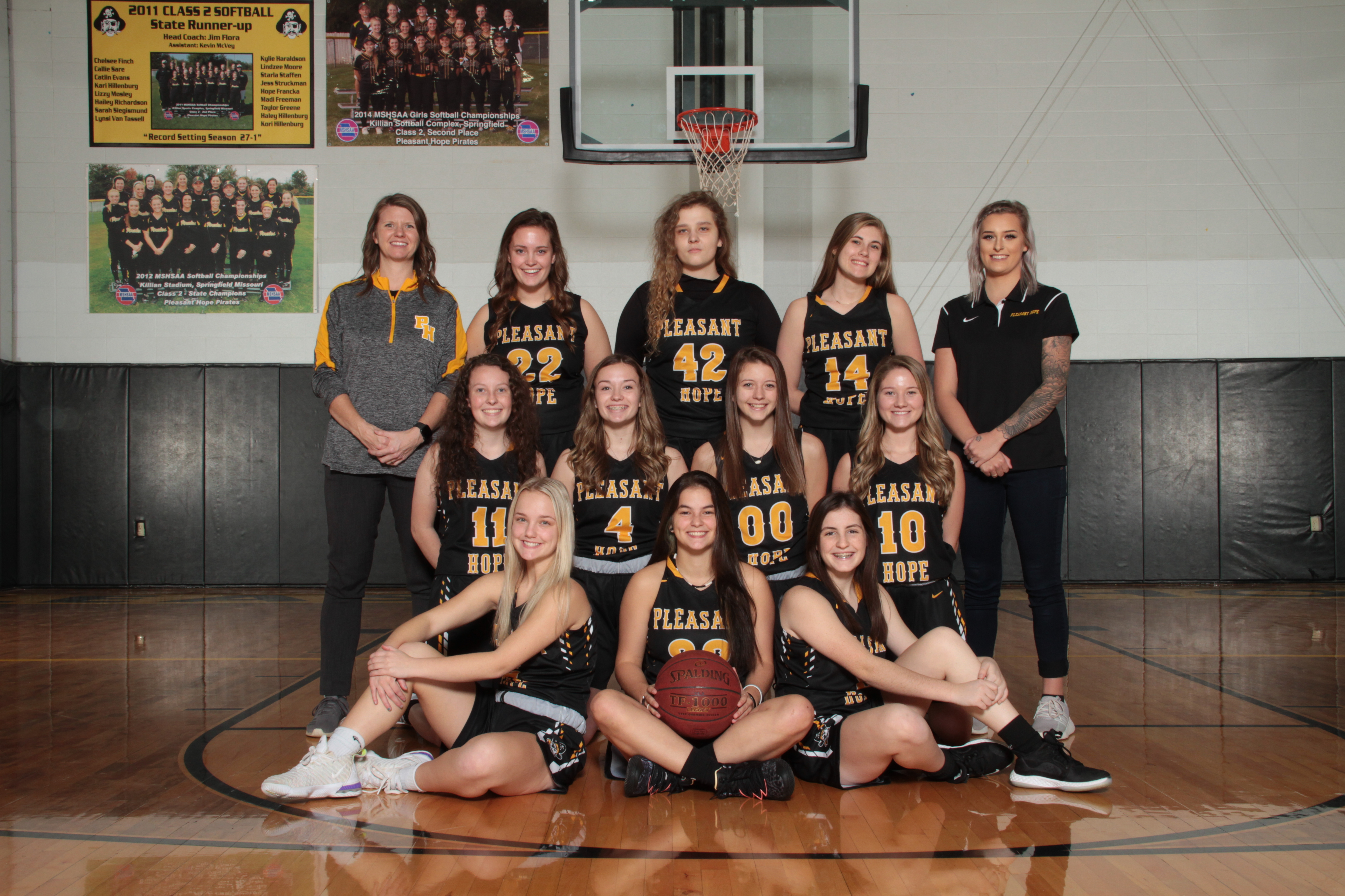 HS Girls Basketball Picture