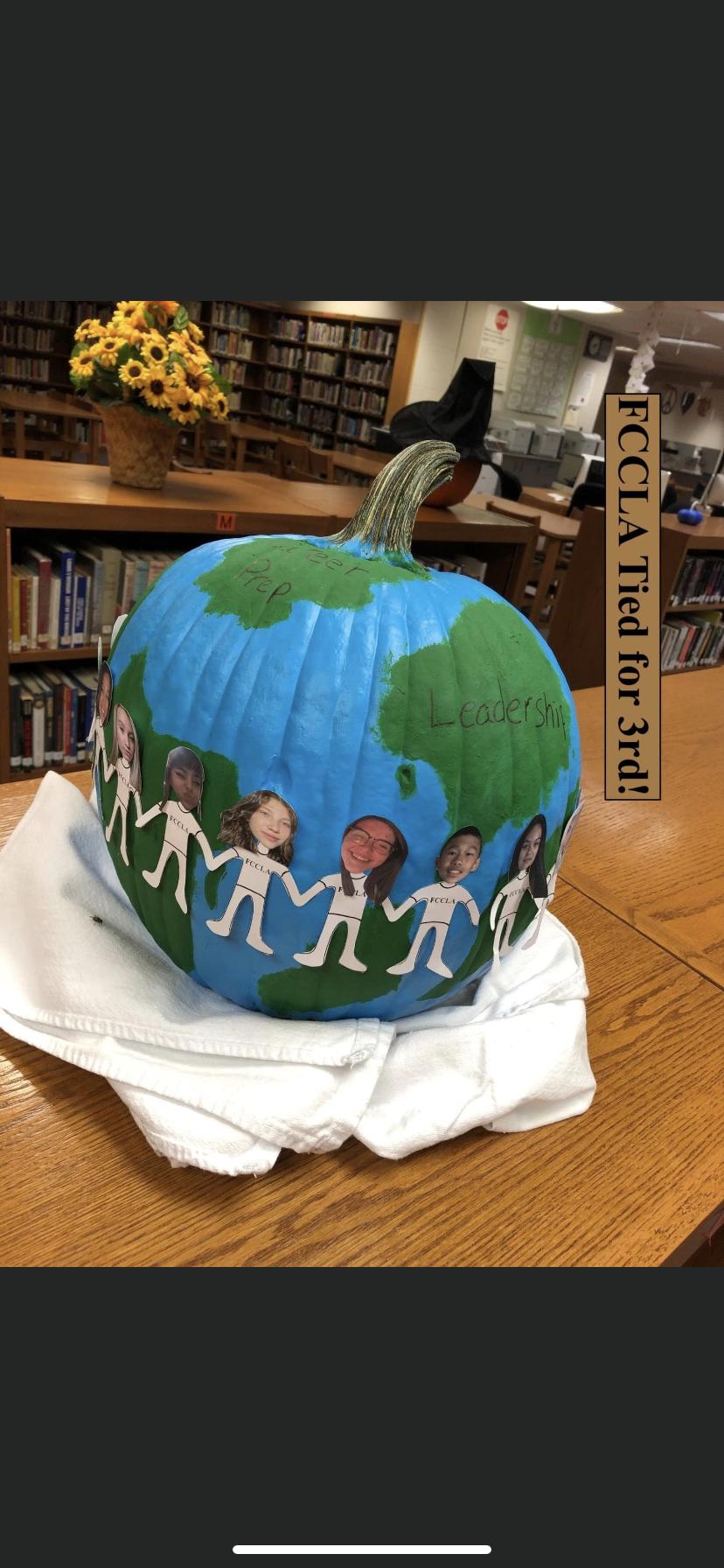 EHS FCCLA Day of Pumpkin