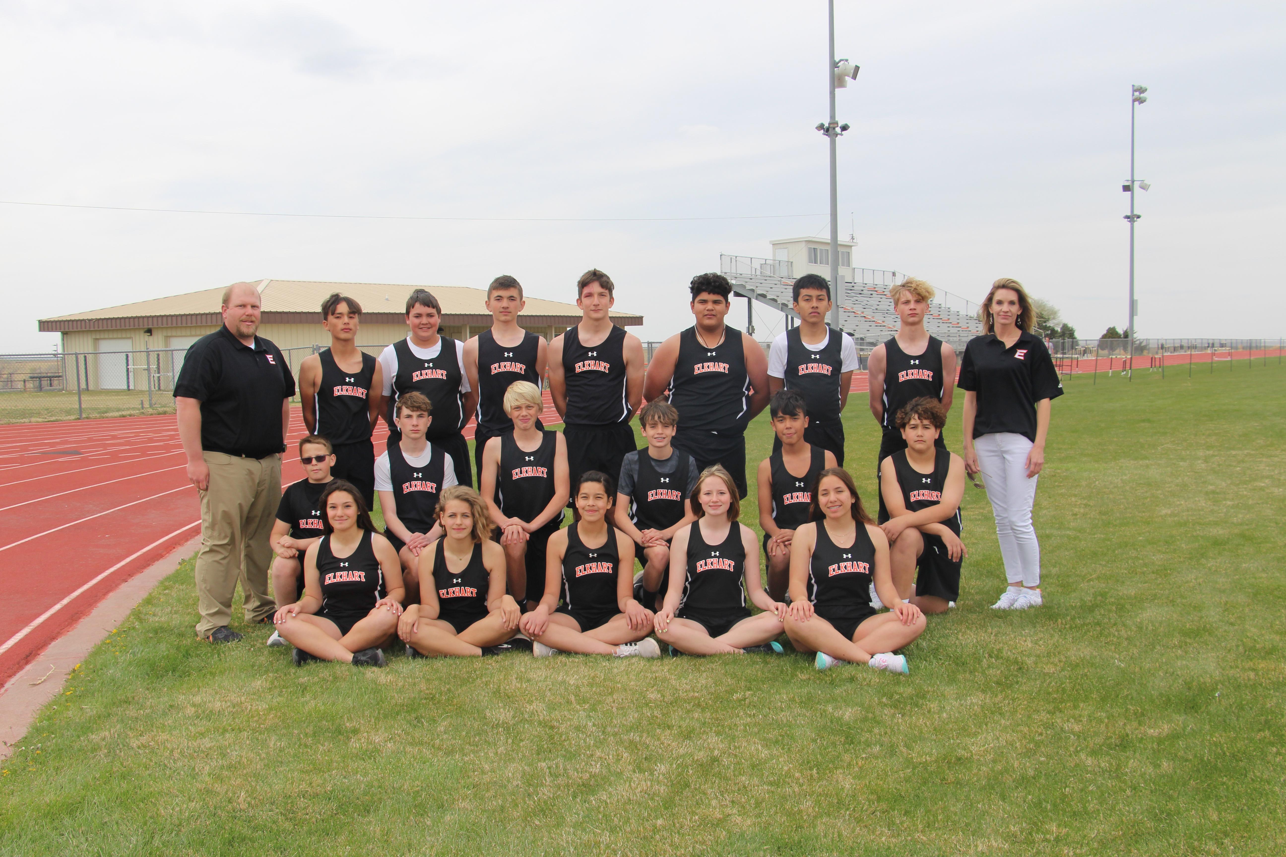 EMS Track Team