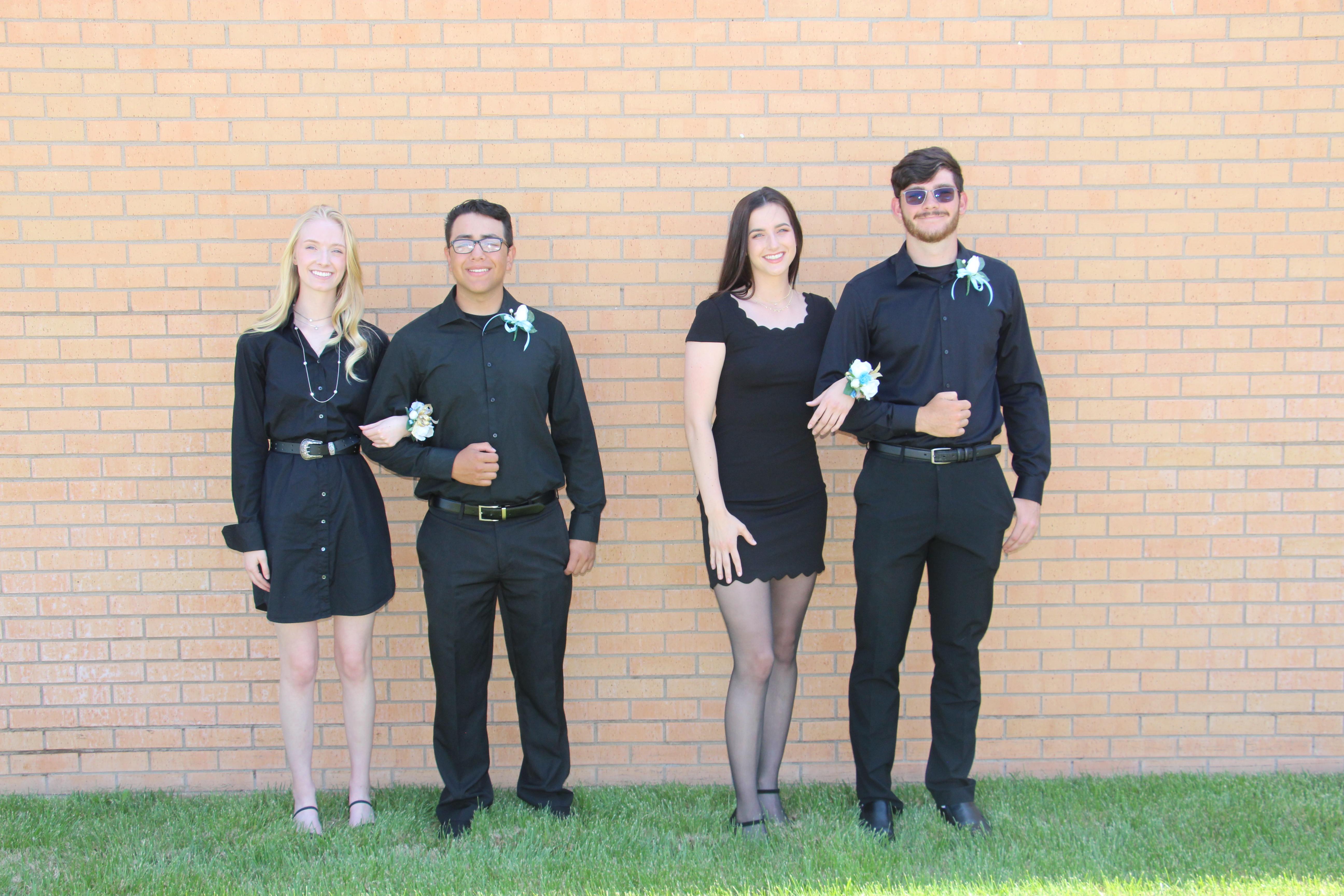 Graduation Ushers