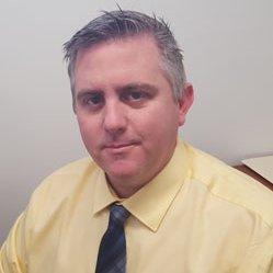 A photo of David Burrows, Barrington Public Schools Director of Technology