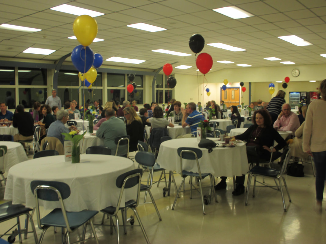 A photo of an Interact Club event