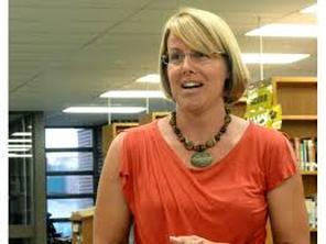 A photo of Mrs. Tracey Learned, Nayatt School Principal