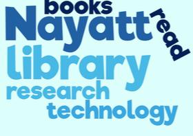 Nayatt Library, research, technology, books, read
