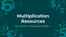 Multiplication Resources