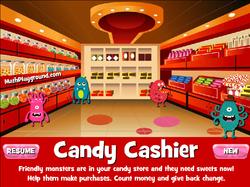 Candy Cashier