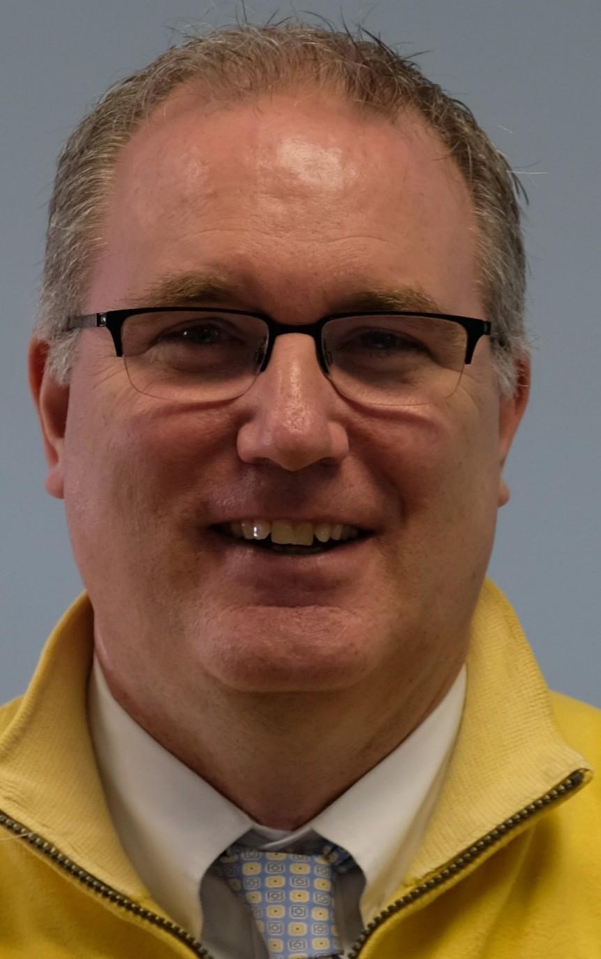 Photo of James Callahan, Principal of the school