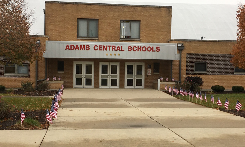 A photo of the Adams Central Community Schools.
