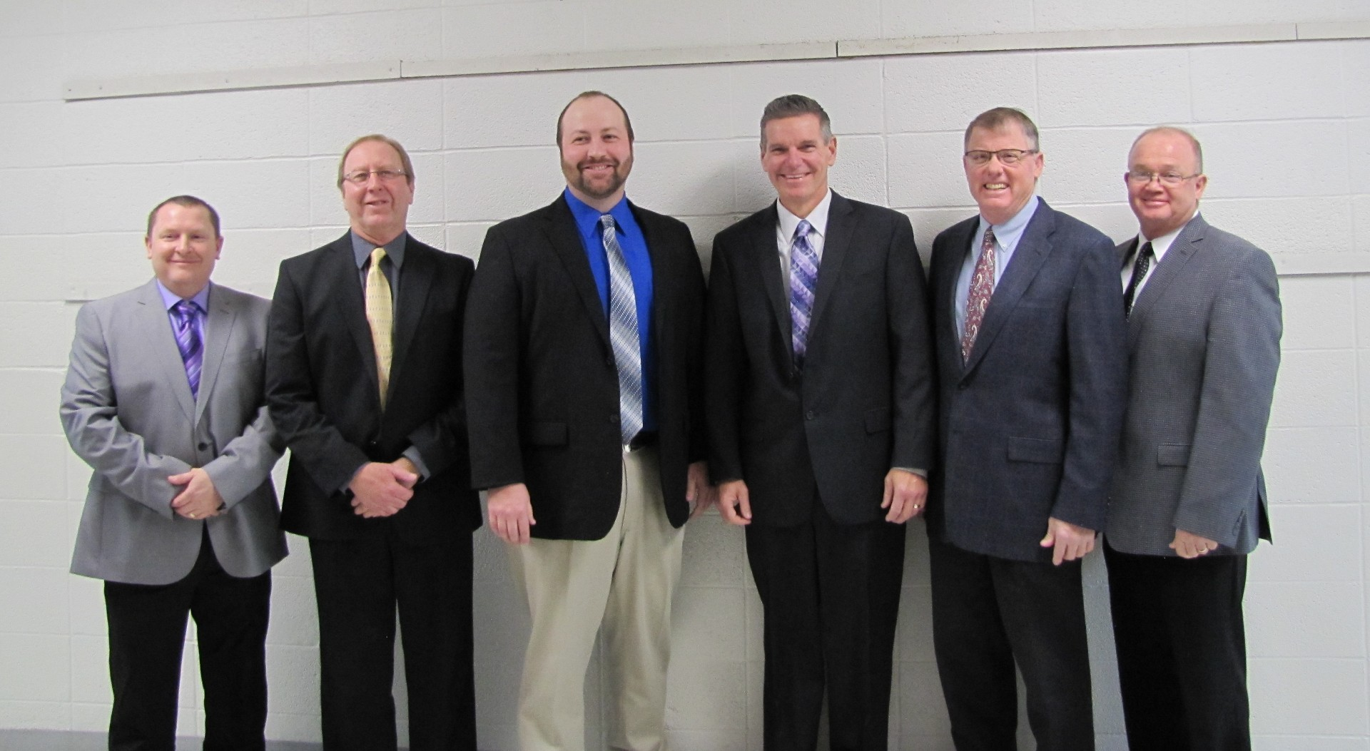Photo of the BOARD MEMBERS.