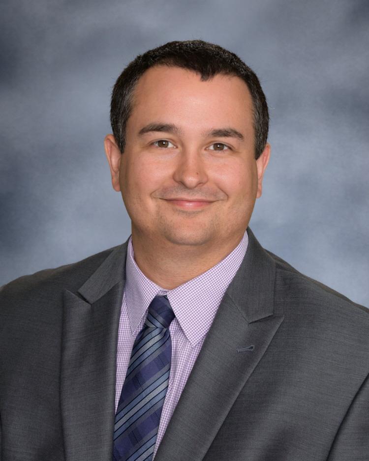 Sean Brinker: Board of Education Vice-President