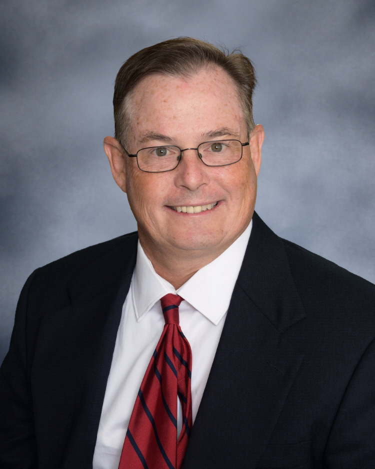 Dave Strong: Board of Education Treasurer