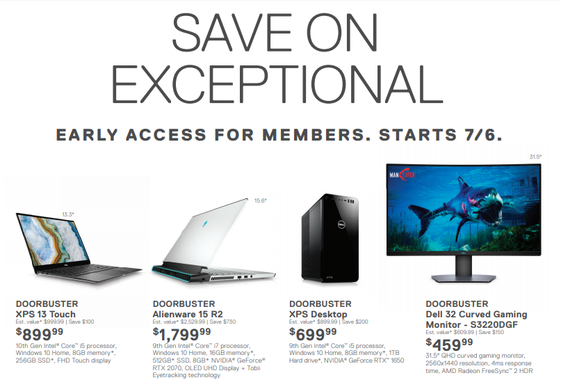 Save on Exceptional