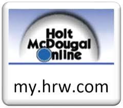 Holt McDougal
