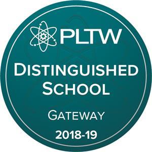 PLTW Distinguished School
